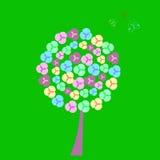 树花 库存图片