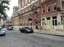 栗子街道,费城,美国 库存照片