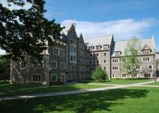校园泽西新的普林斯顿大学 库存照片