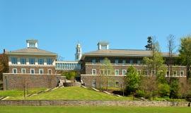 校园科尔盖特大学 免版税库存图片
