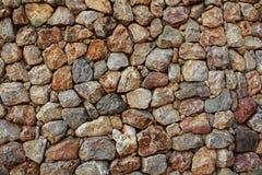 样式和背景的坚硬石墙 免版税库存图片