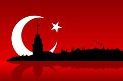 样式土耳其 免版税库存照片