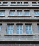 样式大厦 免版税图库摄影
