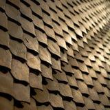 样式木回纹装饰背景 免版税库存图片