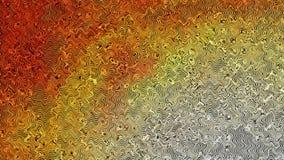 样式橙色分数维艺术背景美好的典雅的例证形象艺术设计背景 皇族释放例证