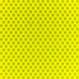 样式的被加点的摘要黄色几何 免版税图库摄影