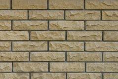 样式砖墙 免版税图库摄影