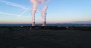 核发电站 影视素材