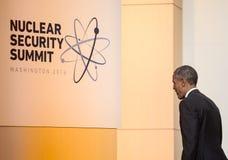 核安全山顶在华盛顿, 2016年 免版税库存照片