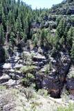 核桃峡谷 库存图片
