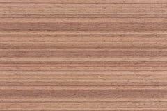 核桃表面饰板纹理,自然木backghound 库存照片
