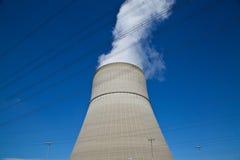 核电站Lingen 免版税库存照片