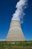 核电站Lingen 库存照片