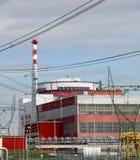 核电站Temelin在捷克欧洲 免版税库存图片