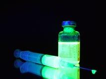 核的medicine2 库存照片
