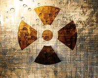 核符号 库存照片