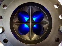 核能工程学的概念设施 库存图片