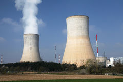 核能 免版税库存图片