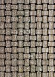 根据木纹理的例证 免版税库存图片