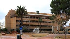 格伦代尔政府大厦看法在亚利桑那 免版税图库摄影