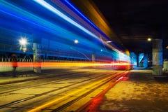 格但斯克桥梁 免版税图库摄影