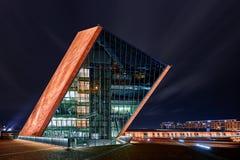 格但斯克,波兰- 2018年1月, 9 :第二个世界的博物馆 库存照片