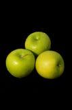 格兰尼史密斯苹果苹果 库存图片