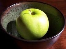 格兰尼史密斯苹果 库存照片