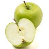 格兰尼史密斯苹果 免版税库存照片