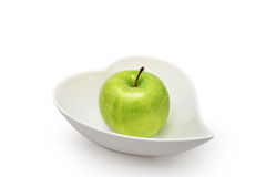 格兰尼史密斯苹果Apple 免版税库存照片