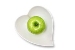 格兰尼史密斯苹果Apple 免版税库存图片