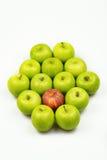 格兰尼史密斯苹果Apple 图库摄影