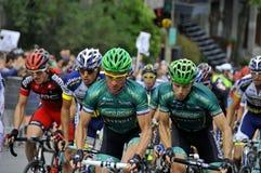 格兰披治Cycliste de蒙特利尔 免版税库存图片