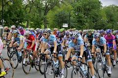 格兰披治Cycliste de蒙特利尔 免版税库存照片