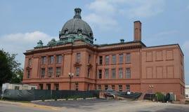 格兰特县法院大楼 免版税库存照片