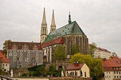 格利茨,德国 图库摄影