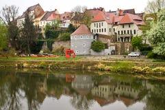 格利茨,德国 免版税图库摄影