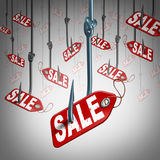 价格刺激 免版税库存图片