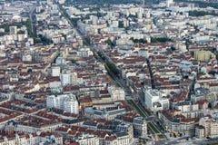 格勒诺布尔,法国 库存图片