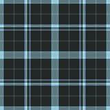 格子呢背景和格子花呢披肩苏格兰织品,英国爱尔兰语 向量例证