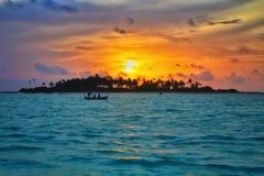 格尔贝尼岛 库存图片