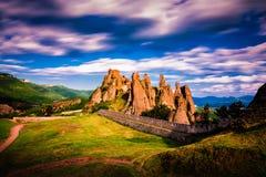 贝洛格拉奇克保加利亚 免版税库存图片