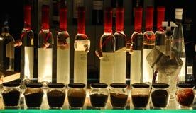 格拉巴酒 库存图片