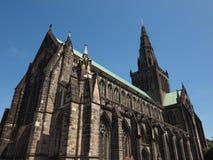 格拉斯哥大教堂教会 免版税库存照片