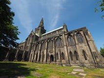 格拉斯哥大教堂教会 库存照片