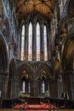 格拉斯哥大教堂,苏格兰 图库摄影