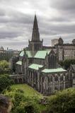 格拉斯哥大教堂 图库摄影