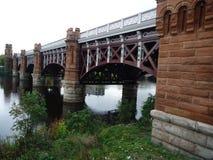 格拉斯哥桥梁苏格兰 库存图片