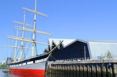 格拉斯哥运输博物馆 库存图片