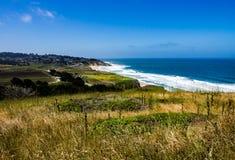 格拉纳达、加利福尼亚和Montara国家海滩 库存照片